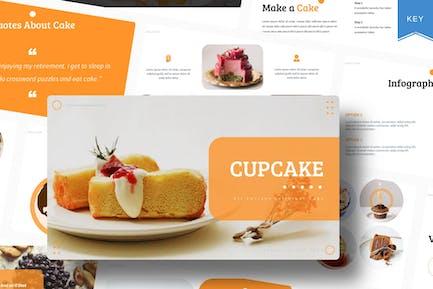 Cupcake   Keynote Template