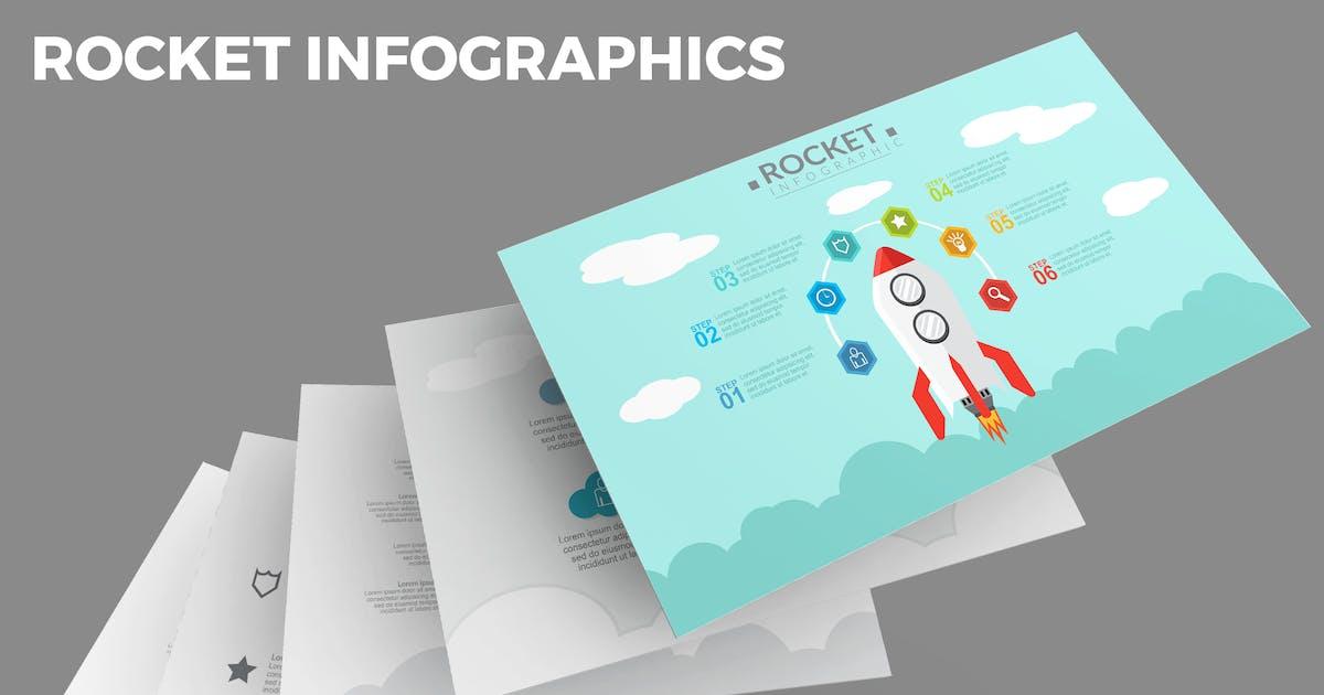 Download Rocket – Infographics Design by designesto