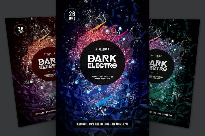 Thumbnail for Dark Electro Flyer