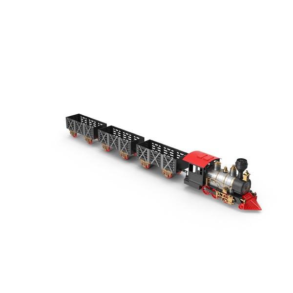 Classic Train Set For Kids