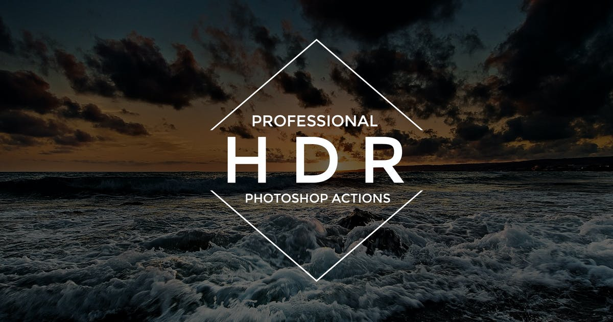 Download HDR Photoshop Actions by Artmonk