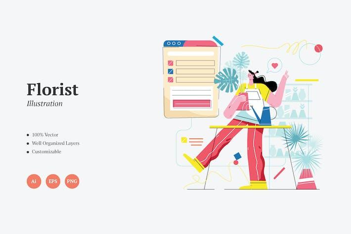 Thumbnail for Florst Graphics Illustration