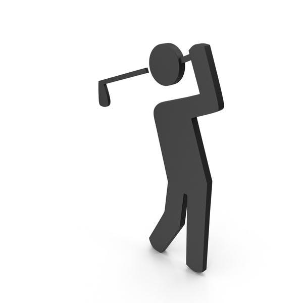 Sport Golf Icon