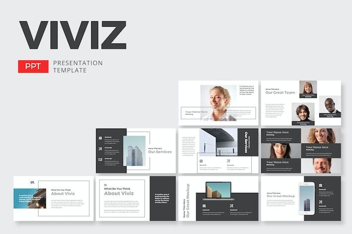 Thumbnail for Viviz Marketing - Powerpoint