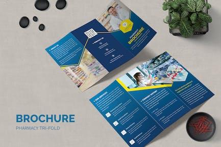 Pharmacy Trifold Brochure