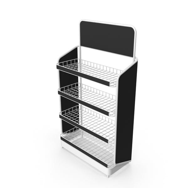 Retail Wire Rack
