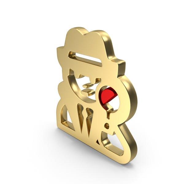 Spionage-Logo-Symbol