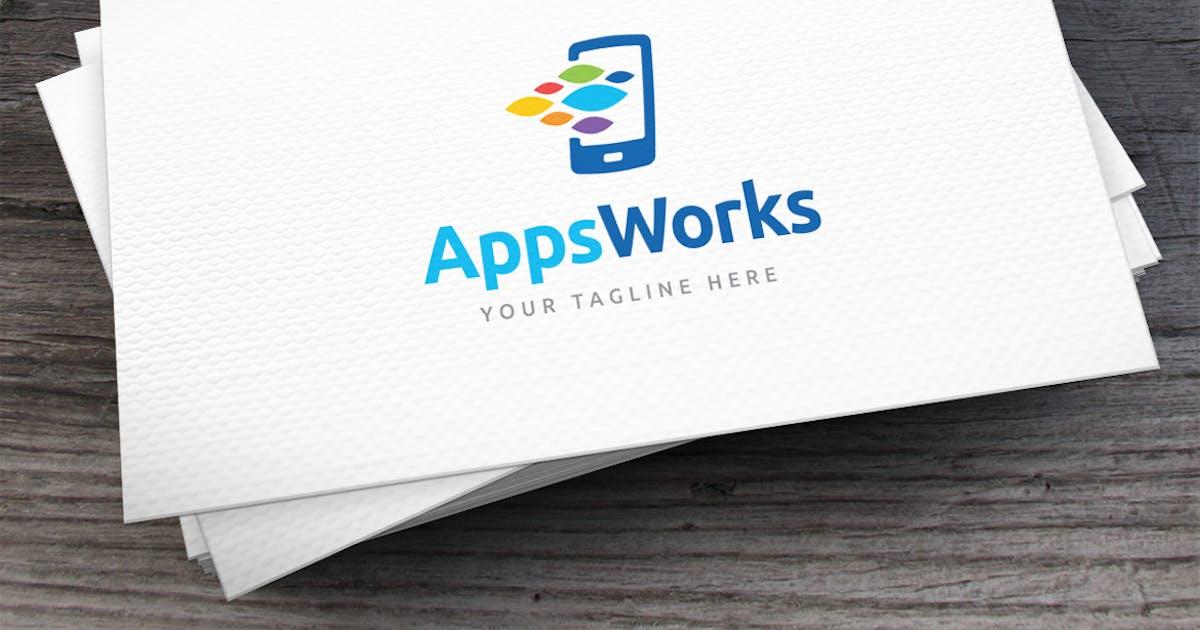 Download Apps Workshop Logo Template by empativo