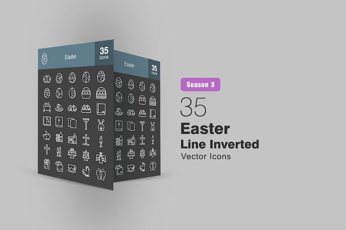35 Easter Line Inverted Icons Season III
