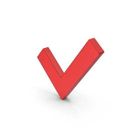 Symbol Check Mark