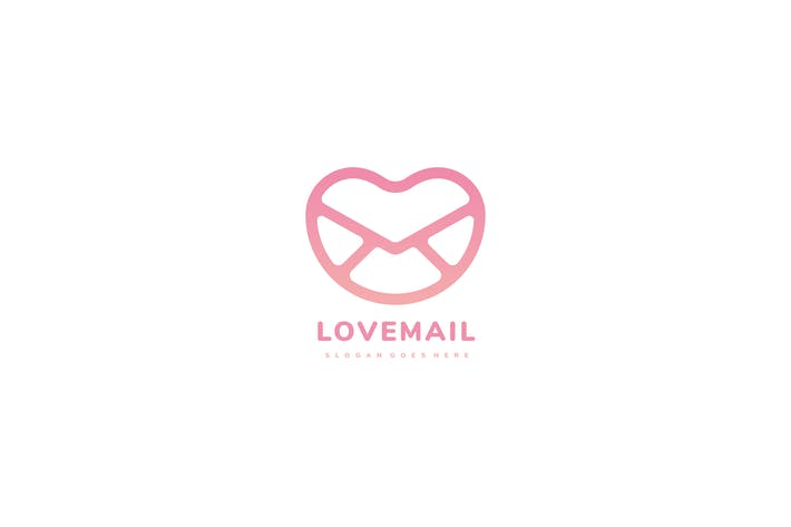 Thumbnail for Love Email Logo
