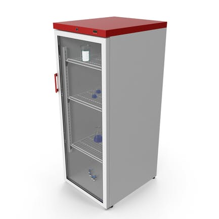 Lab Cooled Incubator 340L with Flask