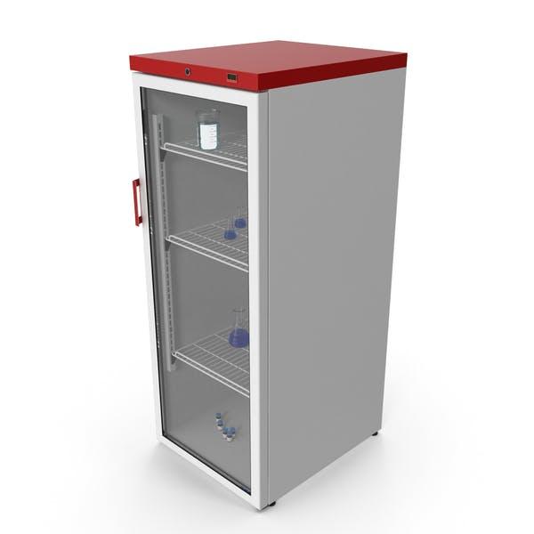 Инкубатор с лабораторным охлаждением 340L с колбой