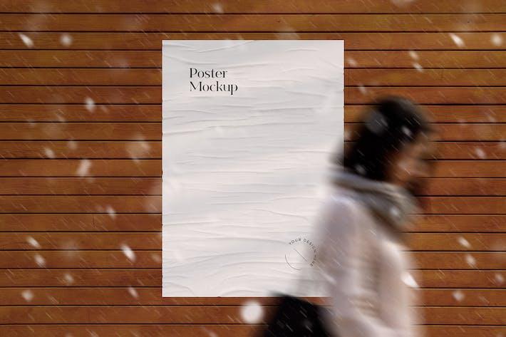 Thumbnail for Urban Poster Mockup