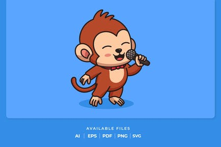 Monkey Singing