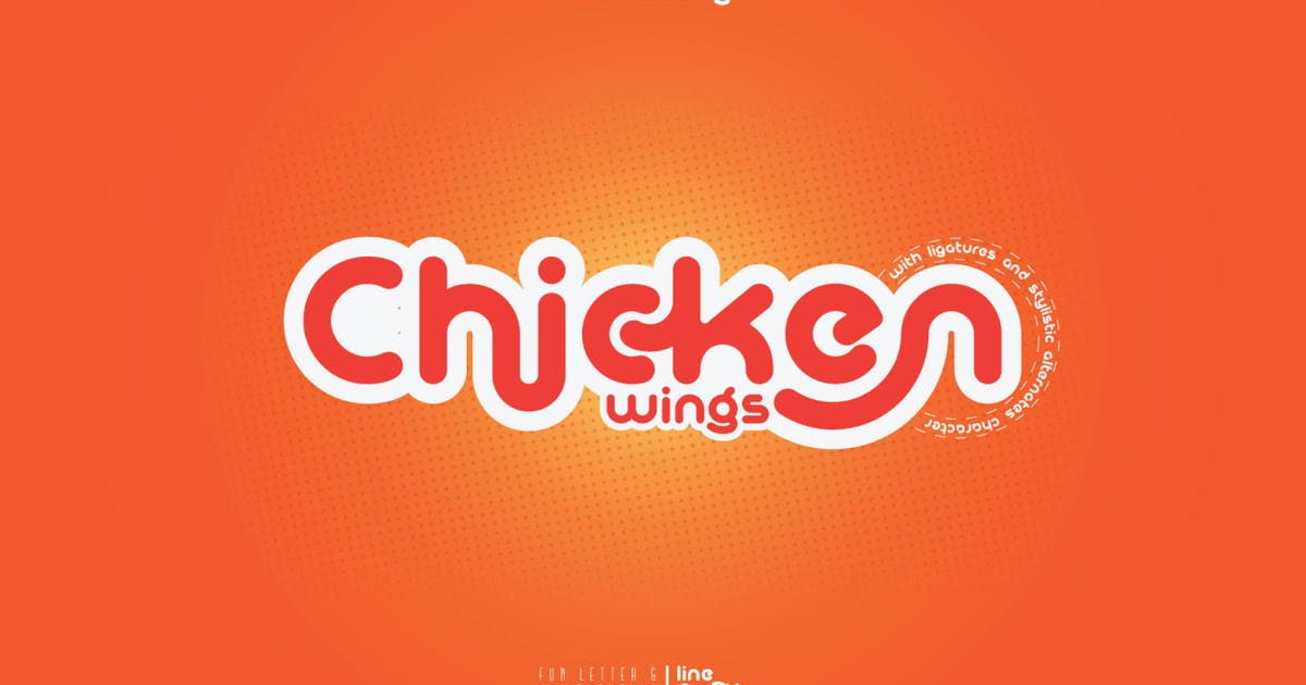 Download Chicken Wings by linecreative