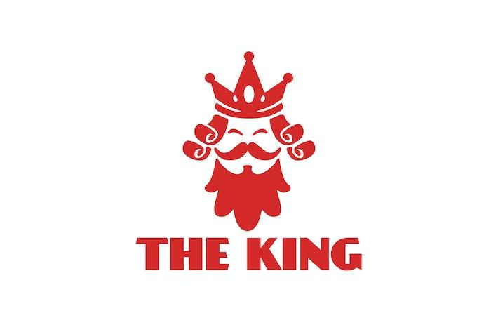 Thumbnail for Cartoon King Mascot Logo
