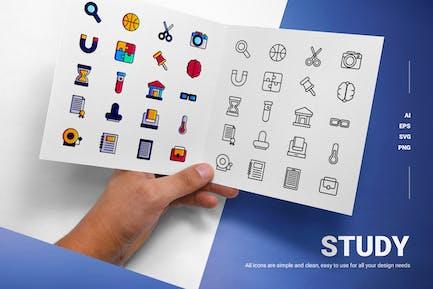 Study - Icons
