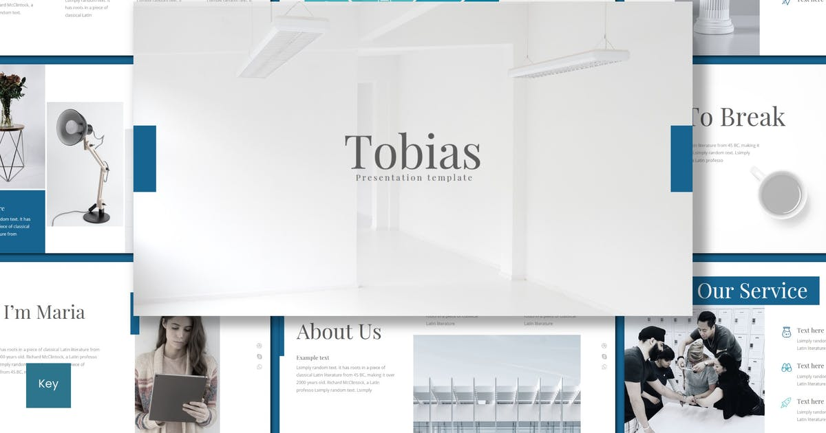 Download Tobias - Keynote Template by inspirasign