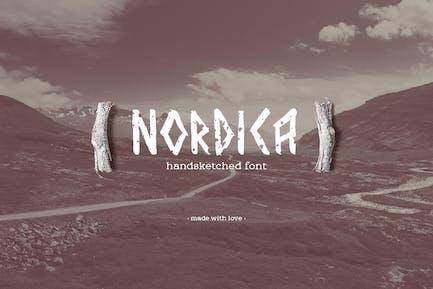 Nordica Font