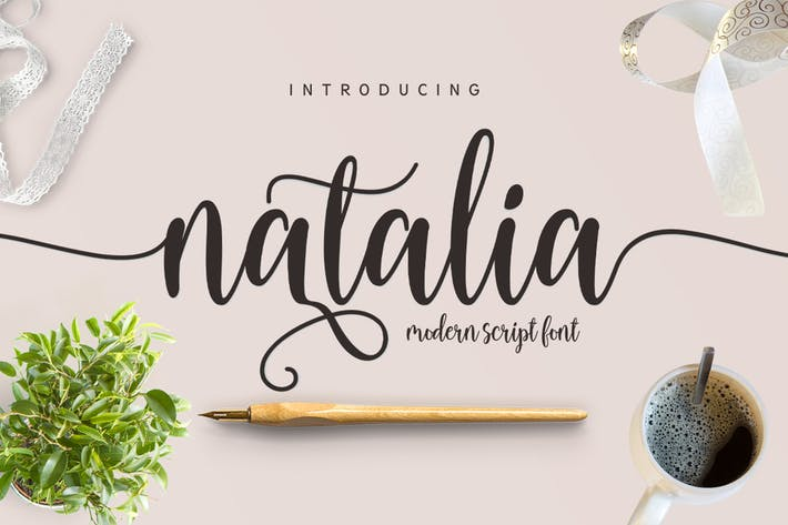 Thumbnail for Natalia Script