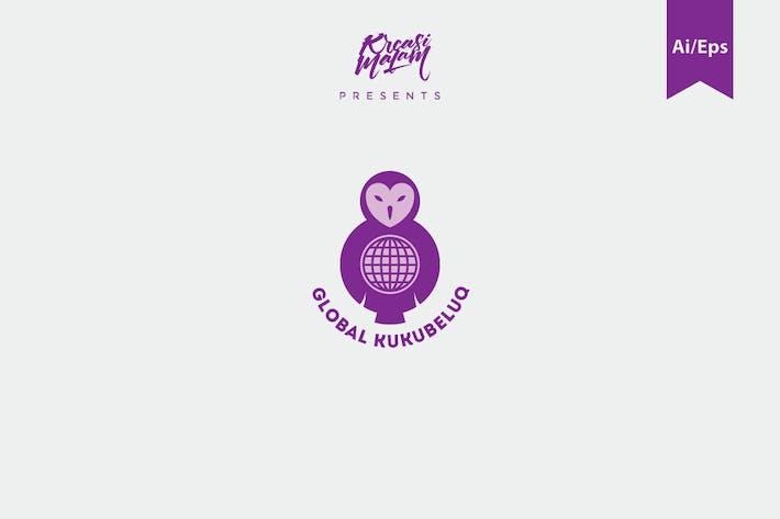 Globale Kukubeluq Logovorlage