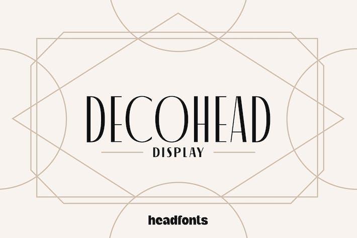 Display Decohead