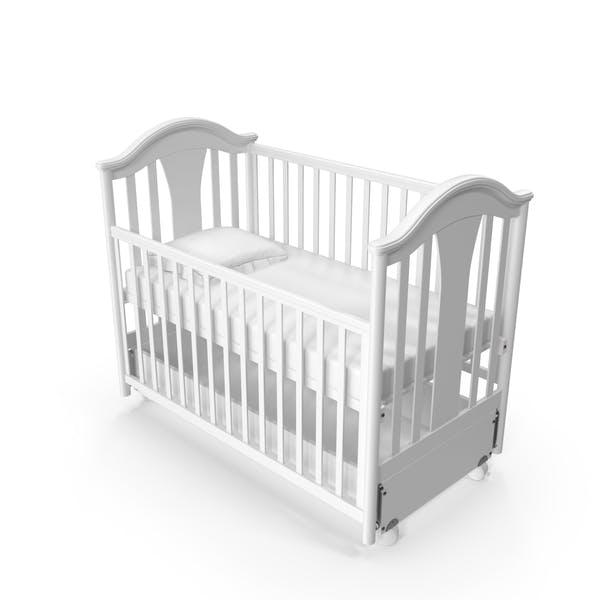 Thumbnail for White Crib