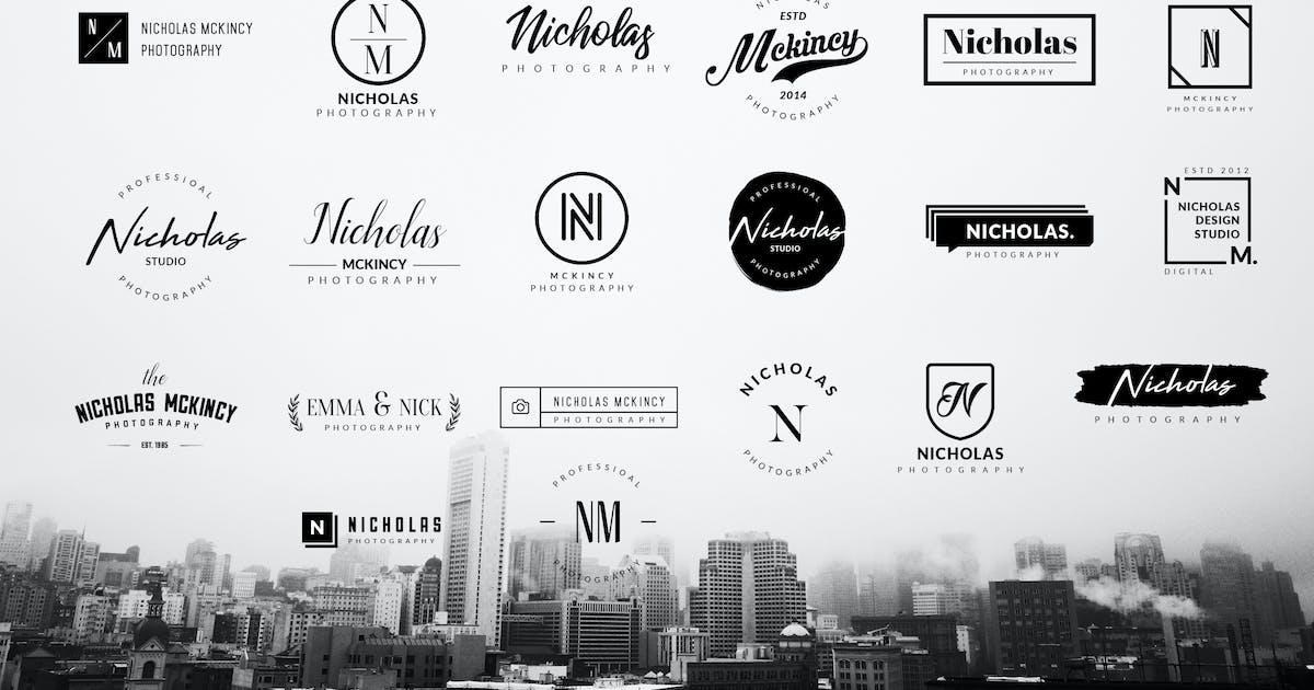 Download Minimal Logo Vol.1 by BNIMIT