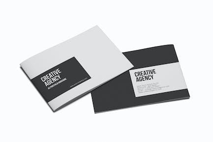 Creative Agency Portfolio Brochure