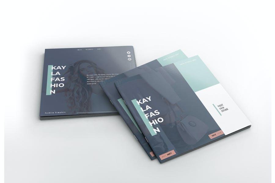 Kayla Fashion Square Brochure