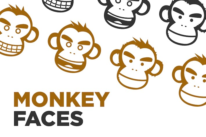 Thumbnail for Monkey Faces