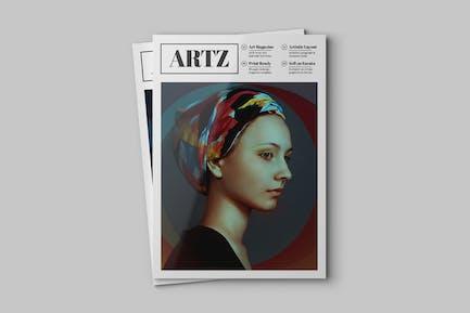 Magazine d'art