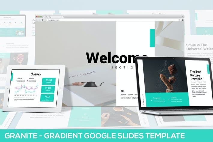 Thumbnail for Dough - Creative Google Slides Template