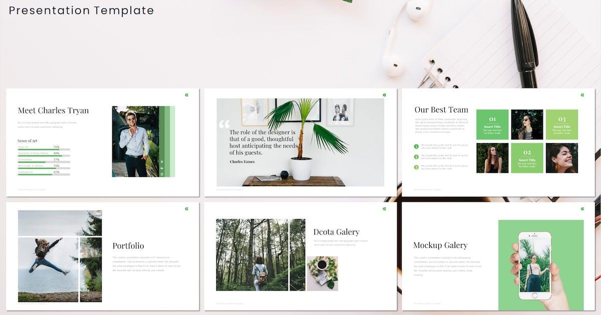 Download Dcota - Powerpoint Template by inspirasign