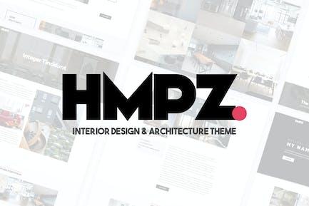 Hampoz - Responsive Interior Design & Architecture