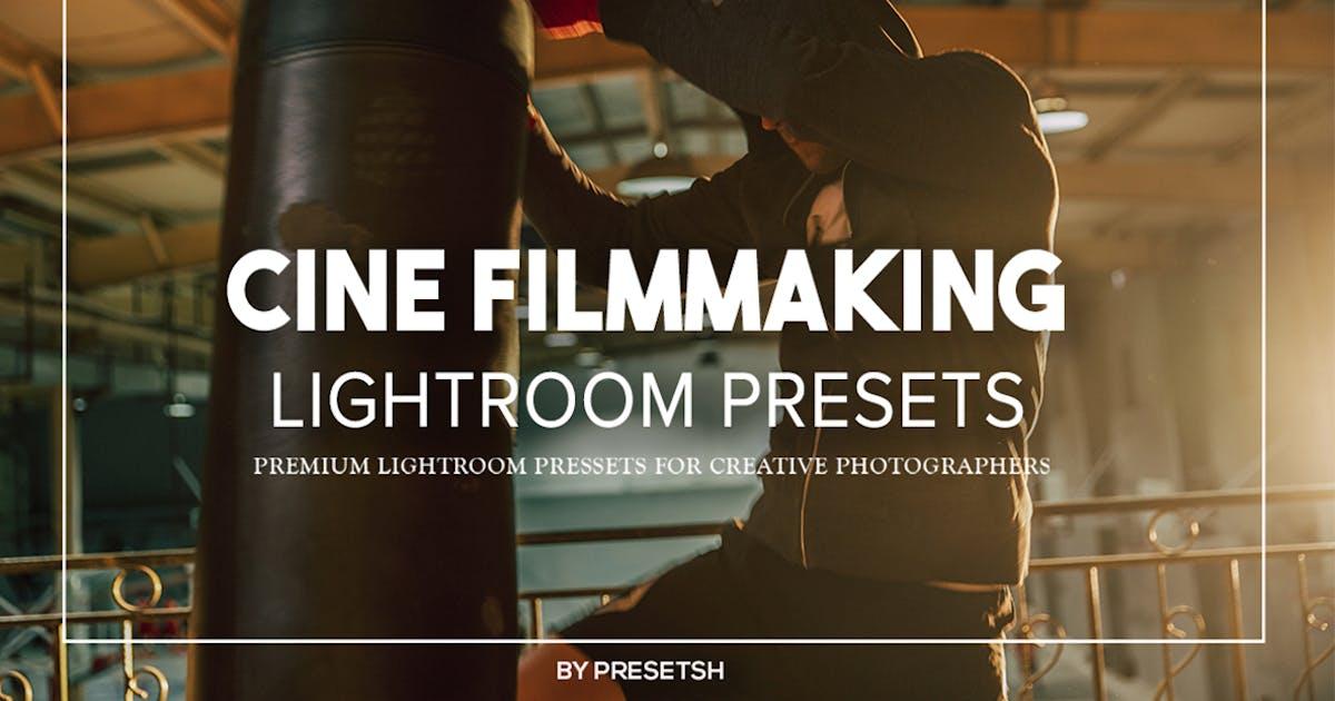 Download Cine Filmmaking Lightroom Presets by Presetsh