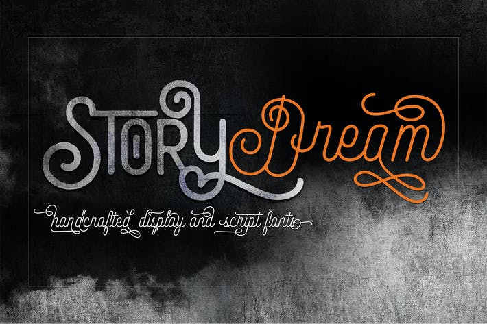 Thumbnail for Story Dream, Script & Display