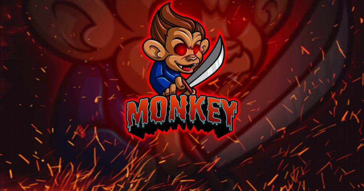 Download Monkey Bandit - Esports & Mascot Logo YR by Rometheme