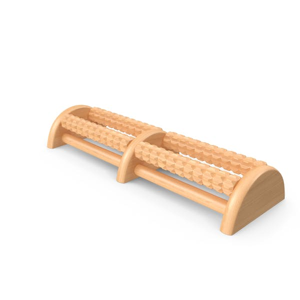 Retro Massage Roller Feet