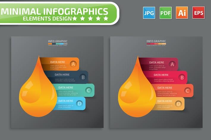 Thumbnail for Infografía de gas Diseño