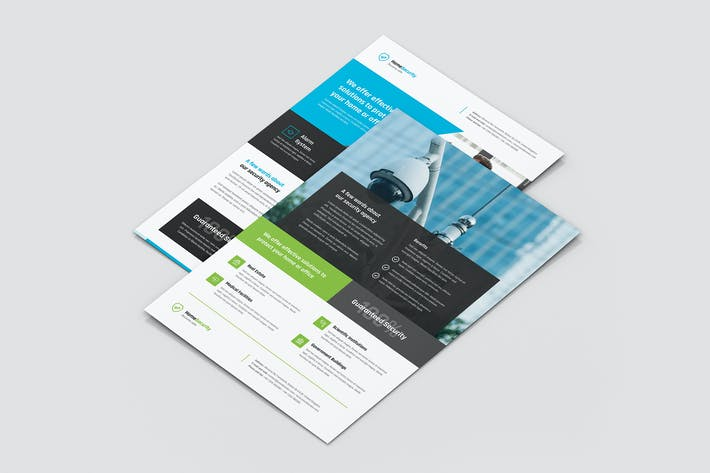 Thumbnail for Flyer – Home Security