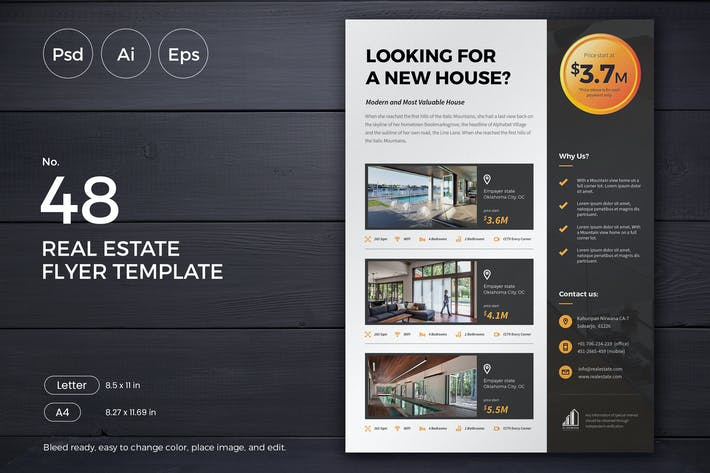 Thumbnail for Slidewerk - Real Estate Flyer 48