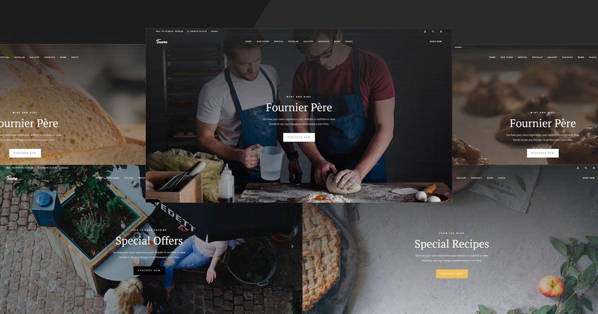 Download Pasto - Restaurant & Cafe WordPress Theme by shtheme