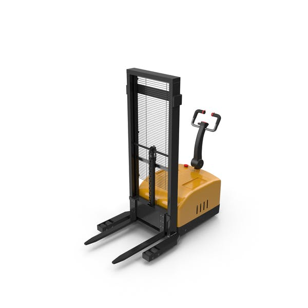 Thumbnail for Electric Pallet Stacker