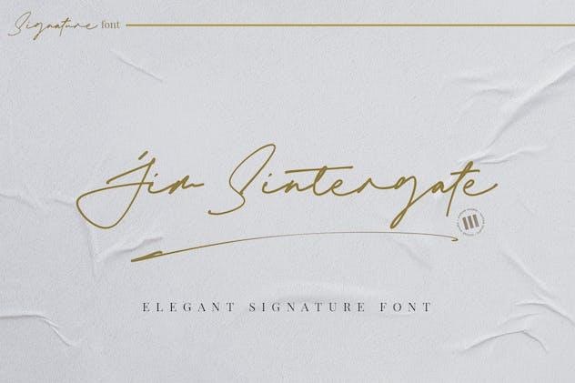 Jim Sintergate