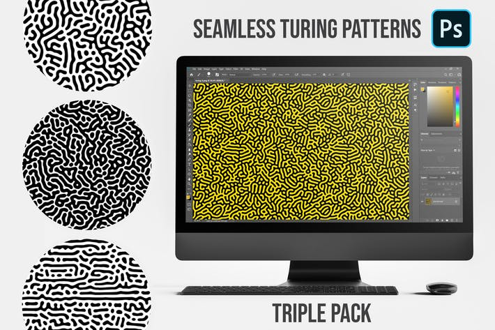 Thumbnail for Photoshop Turing Patterns