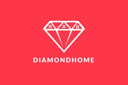 Diamond Home Logo