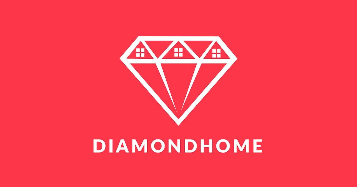 Download Diamond Home Logo by Suhandi