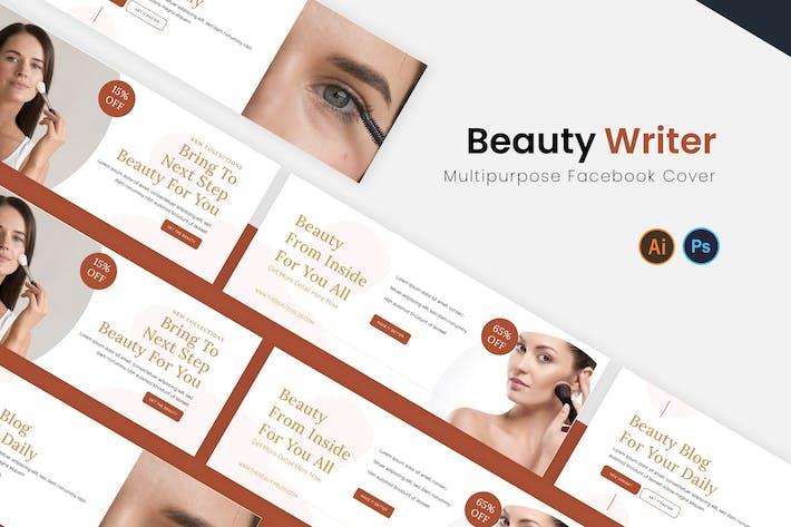 Facebook-Cover für Schönheits